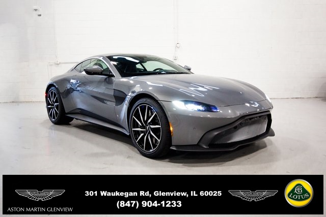 New 2019 Aston Martin Vantage Base 2d Coupe In Glenview A90019