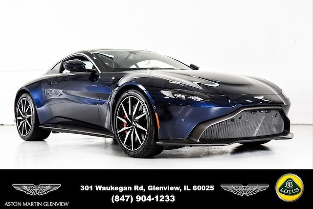 New Aston Martin Vantage Base D Coupe In Glenview A - Aston martin lineup