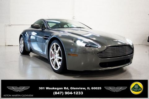 Timeless Vehicles Aston Martin Of Glenview