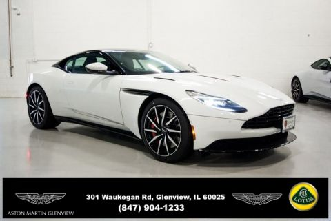 New 2018 Aston Martin Db11 Base 2d Coupe In Glenview A80005 Aston